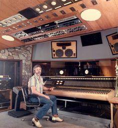 Record Plant, Sausalito CA