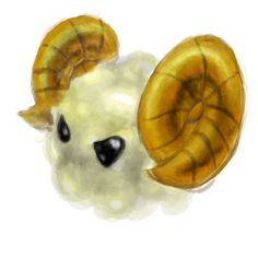 Mini Zodiac Aries. Miniaturized version of aries.
