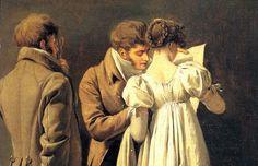 Les amateurs d'estampes (vers 1810-1820, Louis-Léopold-Boilly 236×152 pixels