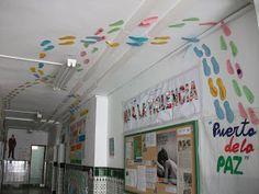 plandeigualdadlosalmendros: Actividades del Día de la Paz Peace, Day, Schools, Teen, Activities, Equality, September, School