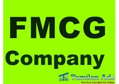 Require marketing officer in FMCG Company for Odhisa.