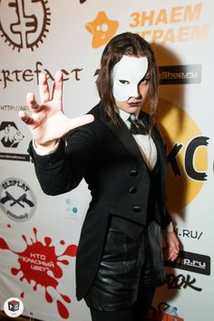 Cosplay of Eric The Phantom of The Opera
