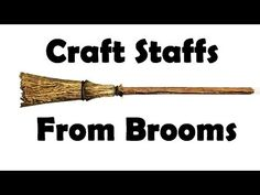 Skyrim: How to Craft your own Staves - YouTube