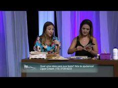 Mulher.com 23/01/2015 - Caixa com scrap decor por Marisa Magalhães - Parte 2 - YouTube