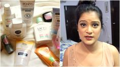 Must Have Affordable Products For Oily Skin People   Skincare Routine   Aarushi Jain
