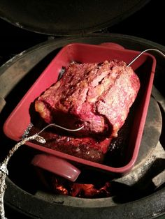 Big T's Big Green Egg Recipe Blog: Prime Rib Thanksgiving Dinner