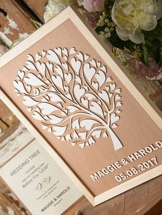 Alternative wooden guest book #wedding #tree #wood #country #weddingguestbook #rustic