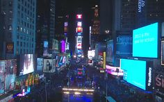 App Times Square 2013 Countdown