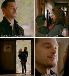 "#TVD 8x11 ""You Made a Choice to Be Good"" - Bonnie and Enzo"
