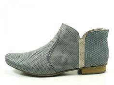 Rieker 71975 Damen Sommer Stiefeletten Chelsea Boots