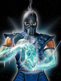 Sub Zero is my favorite person on this game <3
