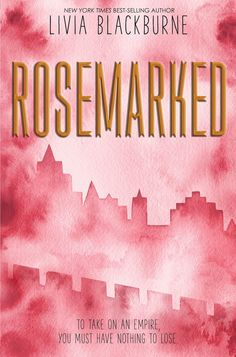 Rosemarked – Livia Blackburne https://www.goodreads.com/book/show/29346927-rosemarked