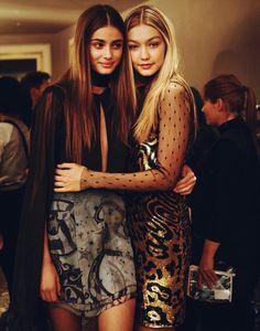 Gigi Hadid y Taylor Hill