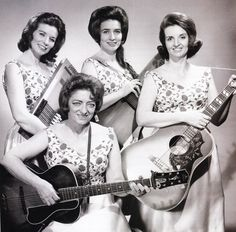 Mother Maybelle & the Carter sisters (1/21/2014)  People  (CTS)