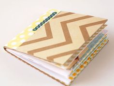 a large number of minibook ideas