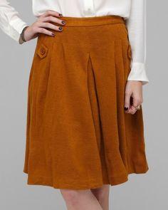 Camel Love Story Skirt.