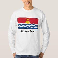 Shop Kiribati Flag T-Shirt created by Psychotropia. Kiribati Flag, Shirt Template, Graphic Sweatshirt, T Shirt, Flags, Shirt Style, Kids Outfits, Shirt Designs, Reusable Tote Bags