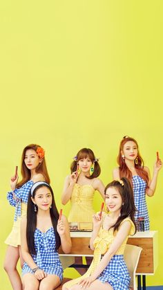 Red velvet Seulgi Irene Wendy Yeri Joy wallpaper lockscreen HD Fondo de pantalla Power Up Wendy Red Velvet, Red Velvet Joy, Red Velvet Seulgi, Red Velvet Irene, Black Velvet, Etude House, Velvet Wallpaper, Red Wallpaper, Wallpaper Space