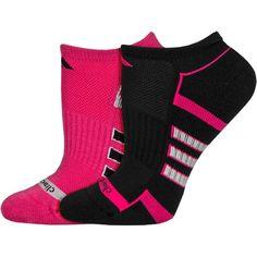 Adidas Climalite II No Show Socks Women's 2 Pack at holabirdsports.com