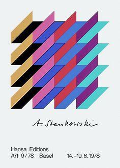 Stankowski, Anton - 1978 - Hansa Editions