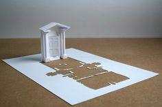 Paper Cuts, l'art du d