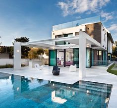 Contemporary Mediterranean House