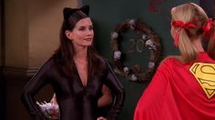 "I got 5 out of 5 on How Well Do You Remember The Halloween Party Episode Of ""Friends""?!"