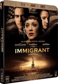The Immigrant is een aanrader voor mensen die flitsende actiefilms even beu zijn #TheImmigrant # jeremyrenner #marioncotillard #jamesgray #joaquinphoenix