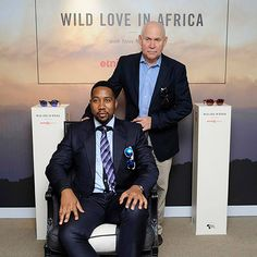 WILD LOVE IN AFRICA PRESS CONFERENCE