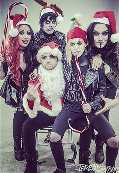 New Years Day Christmas