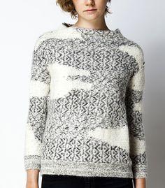 Rachel Comey Mock Neck Pullover