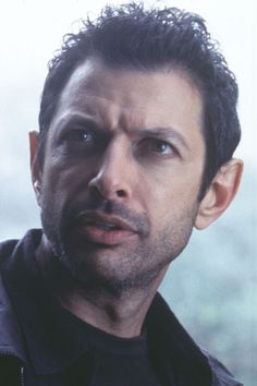 Jeff Goldblum, I think he's sexy.