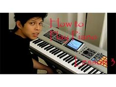 Free Piano Lessons for Beginners #3