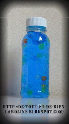 De tout et de rien: Activités pour le Préscolaire: Discovery bottles: when learning is fun - Bouteilles de découverte: quand l'exploration est un jeu