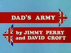 With Arthur Lowe, John Le Mesurier, Clive Dunn, John Laurie. John Le Mesurier, James Frazer, John Laurie, 70s Sitcoms, Dad's Army, British Comedy, British Humour, Bbc Tv Series, Classic Comedies