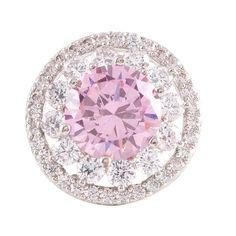 Engagement & Wedding Victorian Style 17.10ct Rose Cut Diamond & 925 Sterling Silver Wedding Tiara