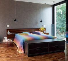 Vem conferir a seleção de quartos de casal cinza, a cor neutra e versátil.