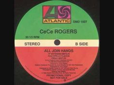 ce ce rodgers - all join hands