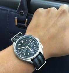 Bulova Special Edition Moon Watch