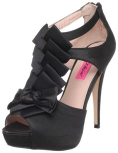 I bought these for my girlfriend and she loves the shoes. The size was as indicated and the quality is fantsatic (so I have been told). All I know is that she looks so darn HOT that they do not stay on very long. Thanks