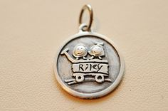 Introducing the Riley Charm!  A portion of all sales will benefit the Child Life Program at Riley Hospital for Children.  Due to the fact that this is benefitting Riley Hospital, all sales on this product are final.  Standard delivery time is 7-10 business days for in stock orders and 30 days for out of stock orders.
