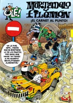 Mortadelo y Filemón son los agentes secretos más populares y estrambóticos del cómic español. Creados por Francisco Ibáñez en 1958.