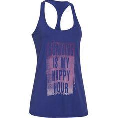 10d9d0ca5c7a5 Under Armour® Women s Run Happy Hour Tank Top Run Happy