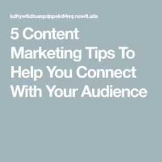 If you're looking to revive your content strategy, or get your next big campaign off the ground, industry inspiration can help take your ideas from point A to point B. Content Marketing, Connection, Campaign, Advertising, Tips, Inbound Marketing, Counseling
