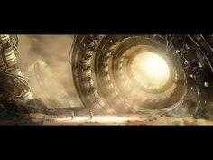 Blender Eevee Space Render - YouTube