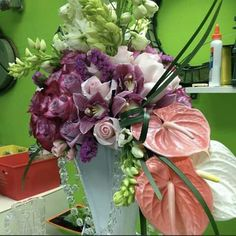Thanks for choosing us.  Look our flower arrangements on our website www.yosvi.com and contact us for more information at tel +1 305 642-4242  #BestFlowersUsa #BestFlowers #FlowersUsa #FloresUsa #FloresMiami #EnvioFloral #Flores #ArreglosFloralesMiami #YosviFlowers #yosvi