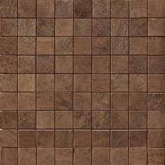 Samson 1005580 Genesis Matte Mosaic Floor and Wall Tile, 12X12-Inch, Moka, 1-Piece