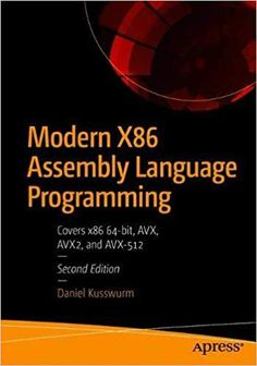 b50e771a310 Modern X86 Assembly Language Programming 2nd Edition Pdf Free Download