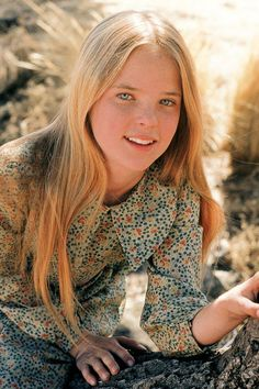Melissa Sue Anderson (Mary Ingalls) Little House on the Prairie photo - vintage TV shows.