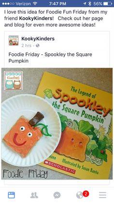 Creative Curriculum Preschool, Preschool Cooking, Fall Preschool Activities, Halloween Activities, Preschool Halloween, Educational Activities, Halloween Treats, Book Activities, Halloween Party